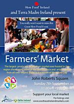 Terra Madre Ireland Farmers' Market