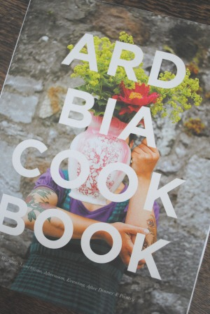 Ard Bia Cookbook by Aoibheann Mac Namara and Aoife Carrigy