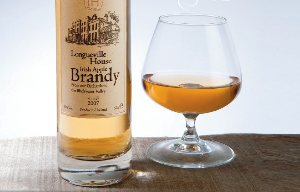 Longueville House Apple Brandy from Cork