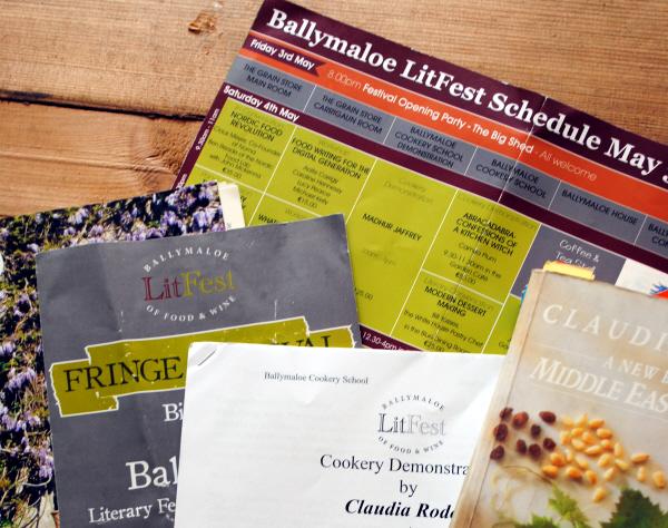 Bibliocook.com - Ballymaloe Litfest 2013