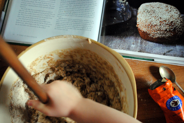 Bibliocook.com - Ballymaloe Brown Yeast Bread from 30 Years at Ballymaloe by Darina Allen