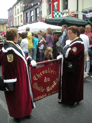 Brotherhood of the Knights of the Black Pudding in Kanturk