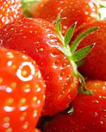 Irish strawberries