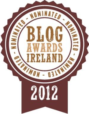 Blog Awards Ireland