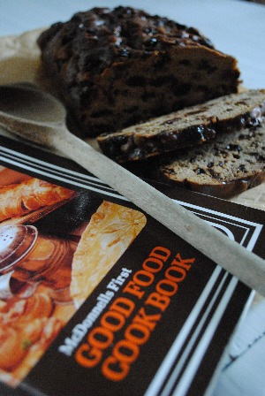 Food memories: Knockmealdown Porter Cake and McDonnells First Good Food Cookbook by Paula Daly