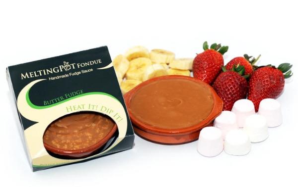 Blackthorn Foods - Butter Fudge Fondue