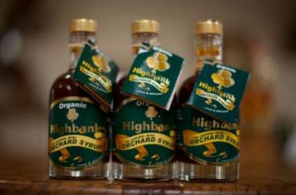 Highbank Farm Orchard Syrup