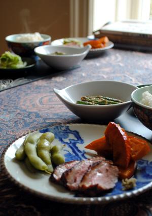 Bibliocook.com - Japanese lunch with miso maker Junko Hamilton