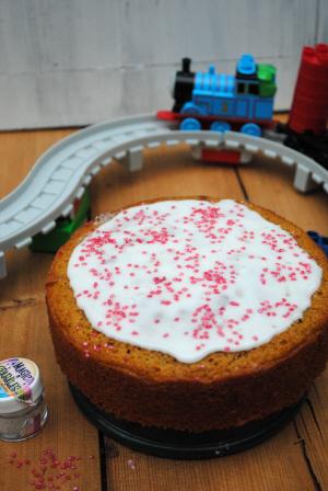 Bibliocook.com - Polenta Lemon Buttermilk Cake